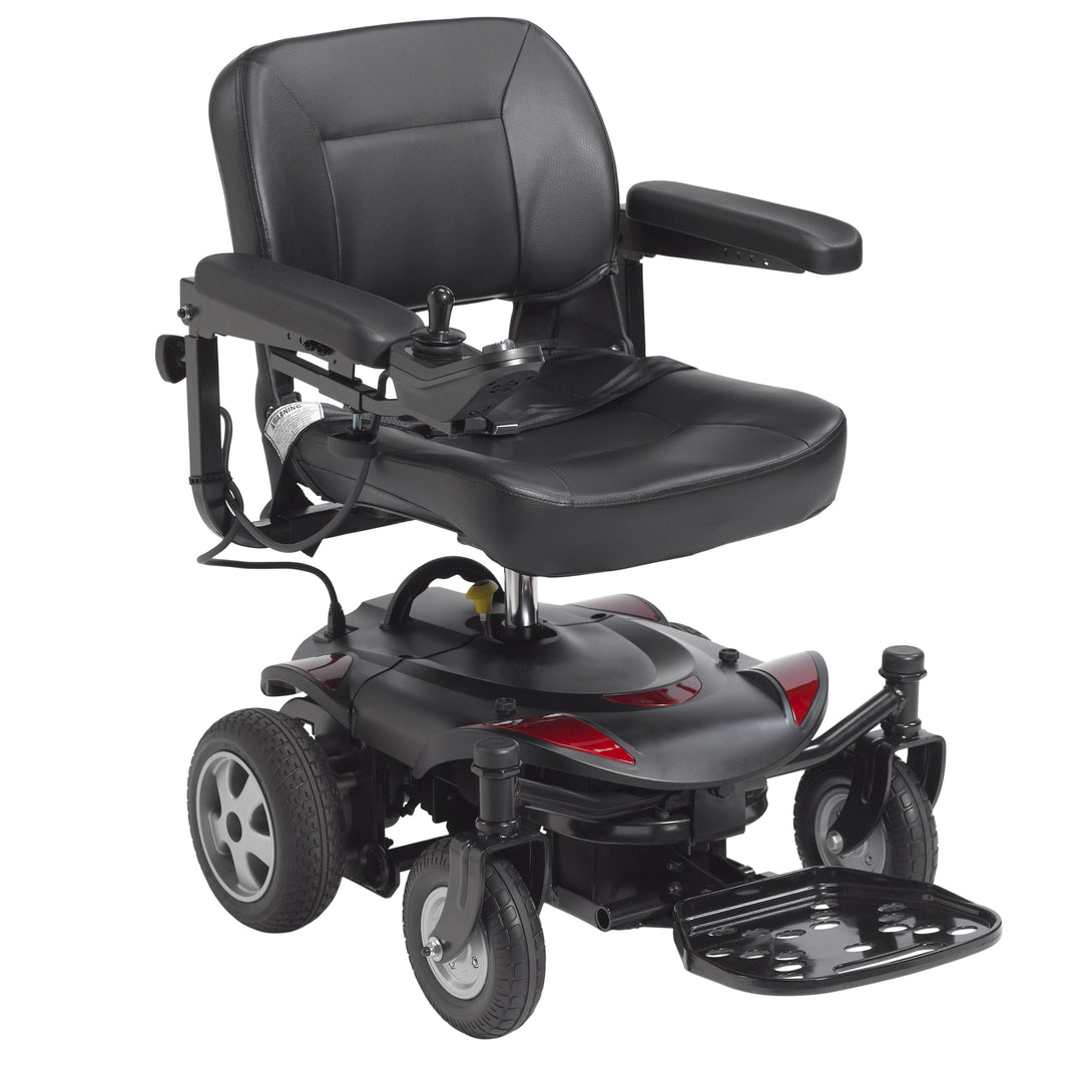 Drive Titan LTE Power Wheelchair- 18