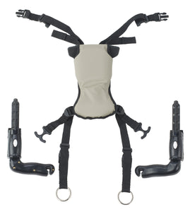 Drive Trekker Gait Trainer Hip Positioner and Pad- Large
