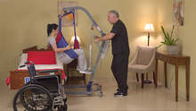 BestCare - BESTLIFT PL500 - ELECTRIC Patient Lift