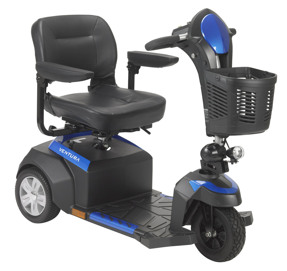 Drive Ventura Power Mobility Scooter- 3 Wheel- 18