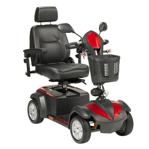 "Drive Ventura Power Mobility Scooter- 4 Wheel- 18"" Captains Seat"