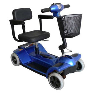 Zip'r - Xtra 4-Wheel - Hybrid Travel Scooter - Liberty Medic