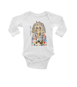 Forever King Infant Long Sleeve Baby Rib Bodysuit