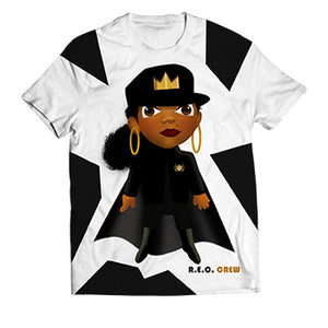 Toddler Baby Janet Tee