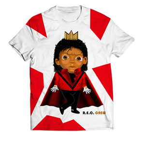 Toddler Baby Michael Tee