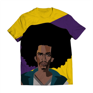 Afro Black Man Tee Shirt