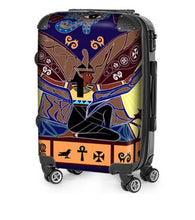 Classic Blue Maat Luggage