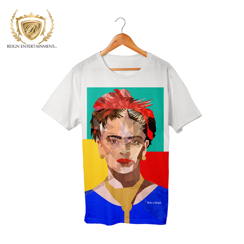 Frida Tribute Tee by Rob x Steph