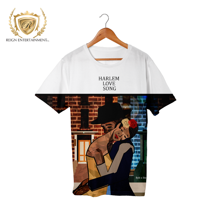 Harlem Love Song Tee by Rob x Steph