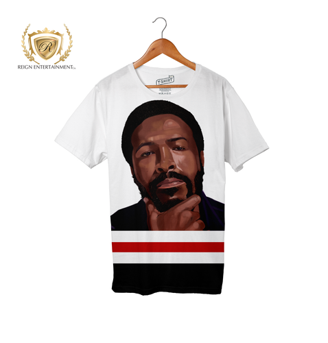 Tribute Marvin Gaye Tee