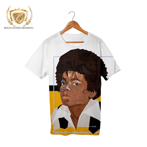 Young Michael Tribute Tee by Rob x Steph