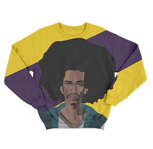 Afro Black Sweatshirt