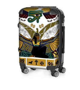 Classic White Maat Luggage