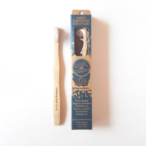 Cepillo de Dientes Brush with bamboo Kids