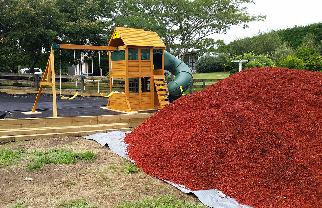 Reharvest Enviromulch Red/Brown
