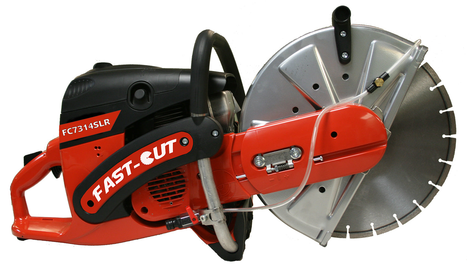 "FC7314, Fast-Cut SLR High Speed Hand Held Saw with 14"" Blade Guard"