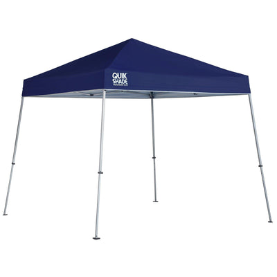 Quik Shade Weekender Elite 10 x 10 ft. Slant Leg Canopy, Twilight Blue