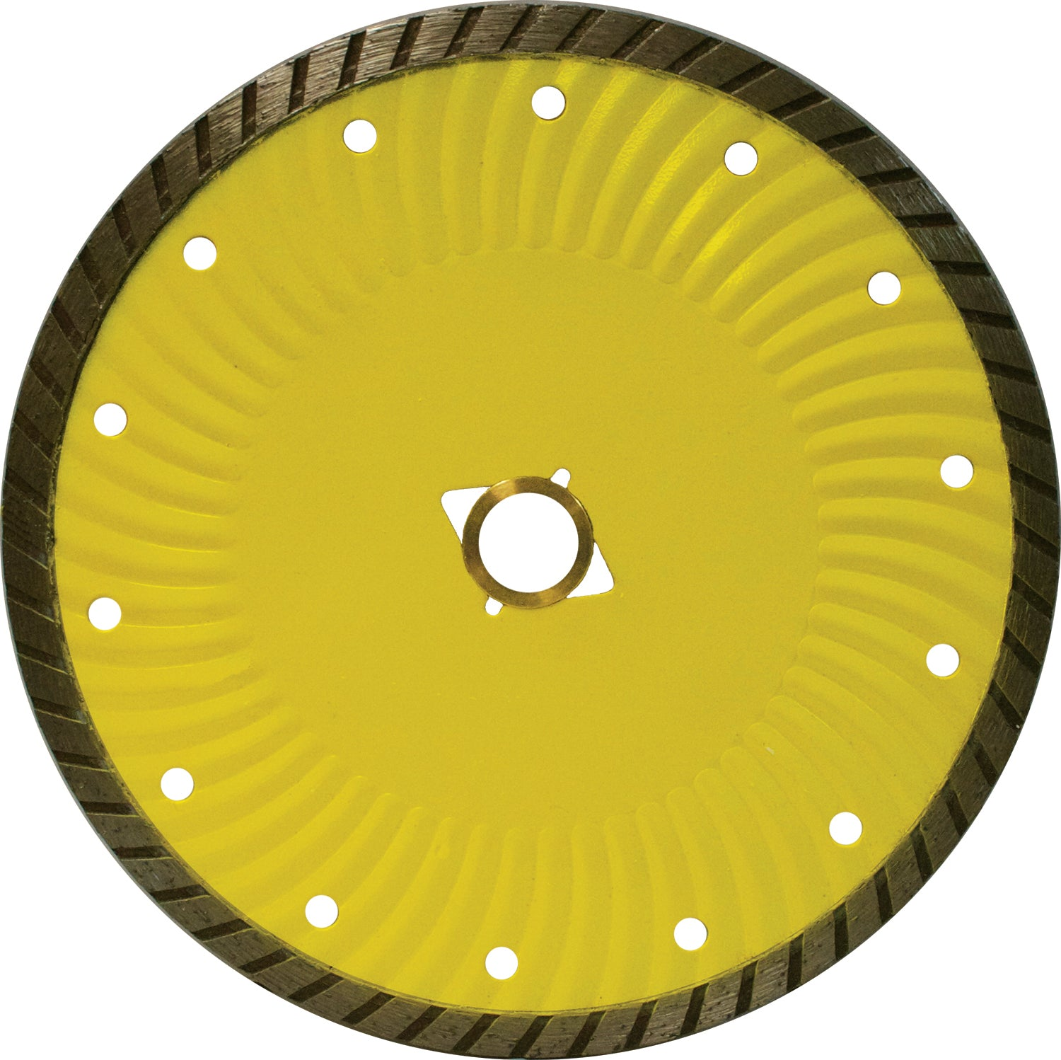 "7"" x .100"" x 7/8"" Graviton Plus Turbo Blade with Wavy Core"