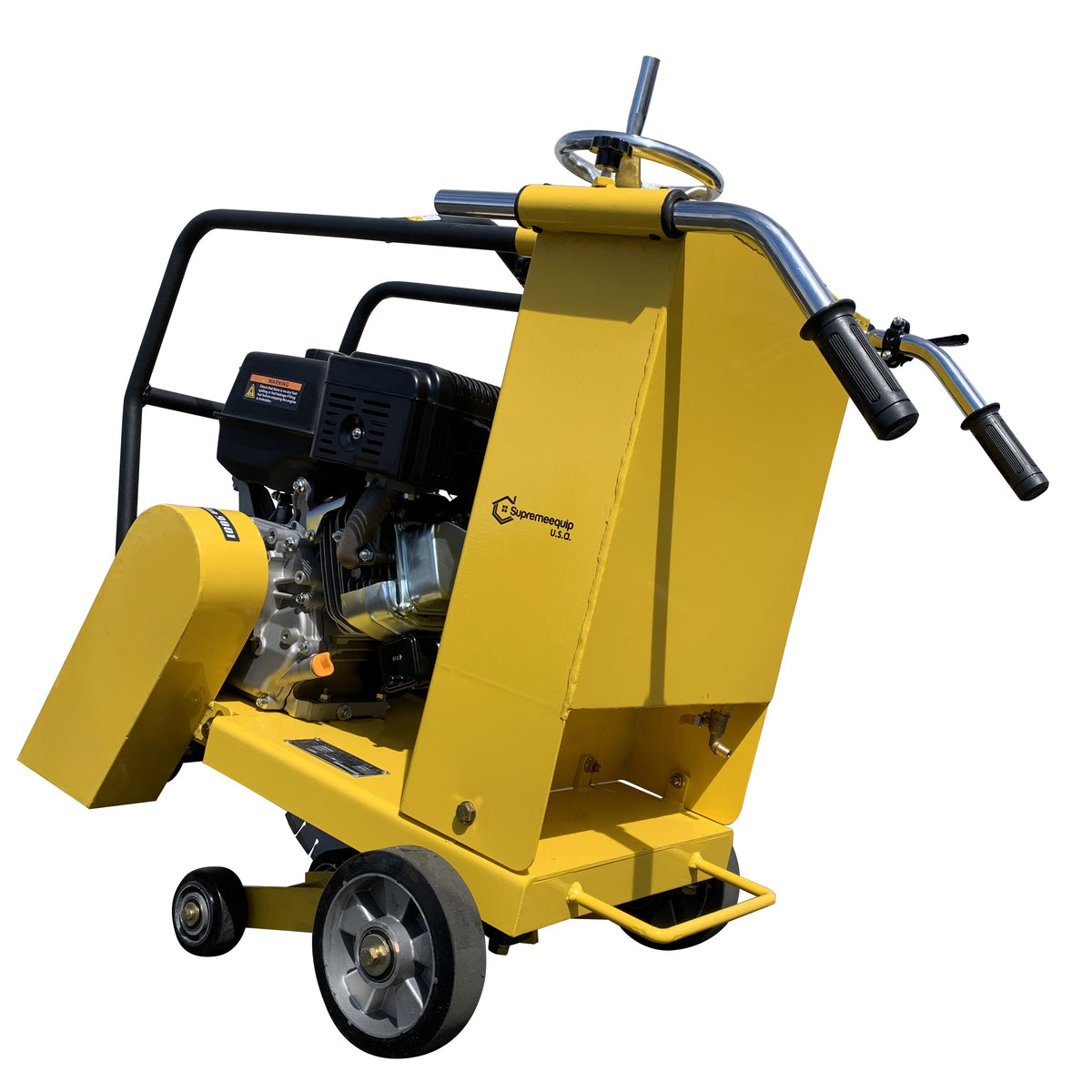 "Commercial 18"" walk-behind concrete saw cement walk behind 13HP 4 Strokes"