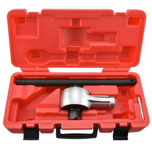 "Torque Wrench Multiplier 3/4"" inch Input 1"" inch Output Drives Tool w/ Case"