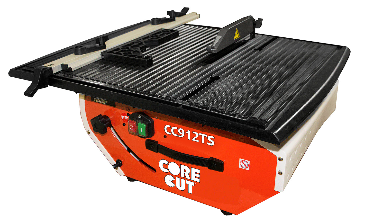 "CC912TS,Electric Tile Saw with 9"" Blade Capacity"