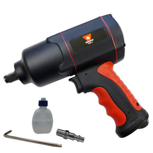 "1/2"" Air Impact Wrench Composite Short Shank"