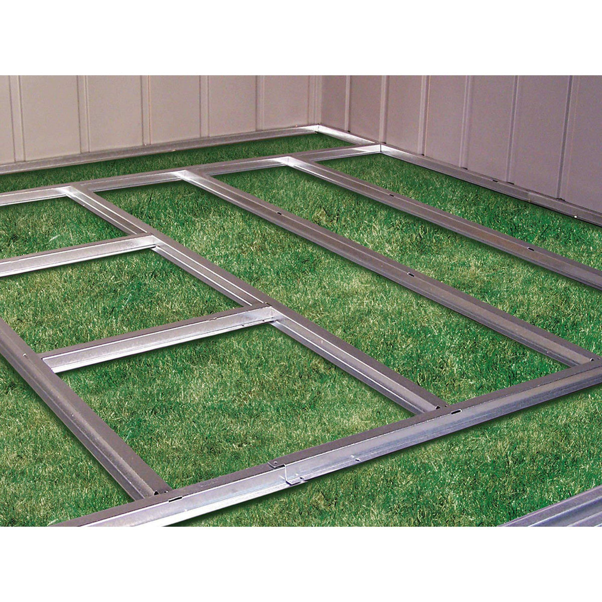 Arrow Sheds FB1014  Floor Frame Kit for 10'x11', 10'x12', 10'x13' & 10'x14' Arrow Sheds