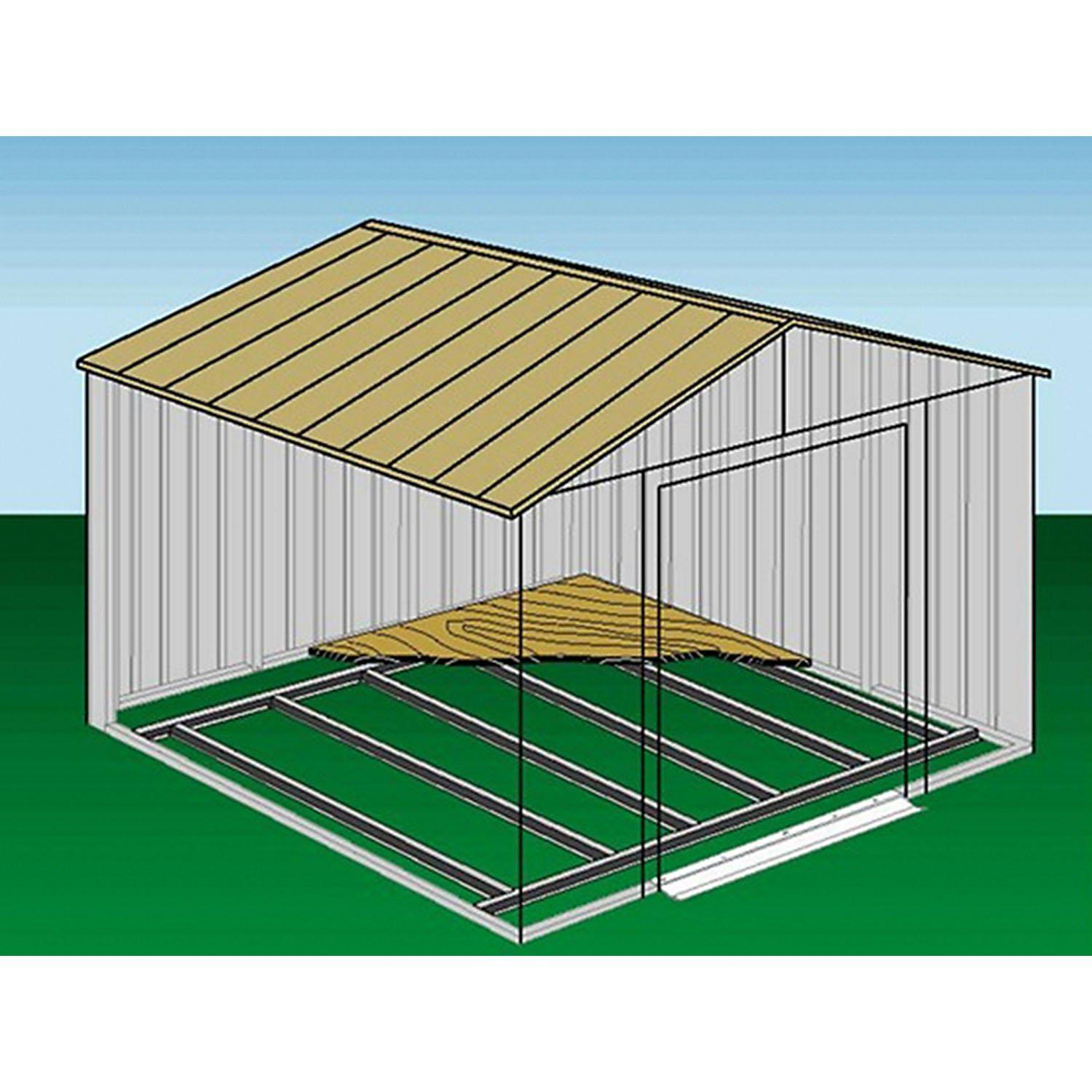 Arrow Shed FB5465 Floor Frame Kit for 5'x4' & 6'x5