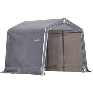 Shed-In-A-Box Canopy Storage Shed - 6L x 6W x 6H ft.
