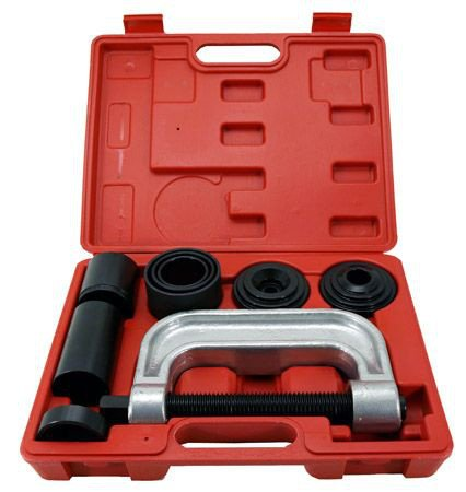 Ball Joint Service Kit | 4-in-1 Set Install Repair Remover C-Frame U Suspension