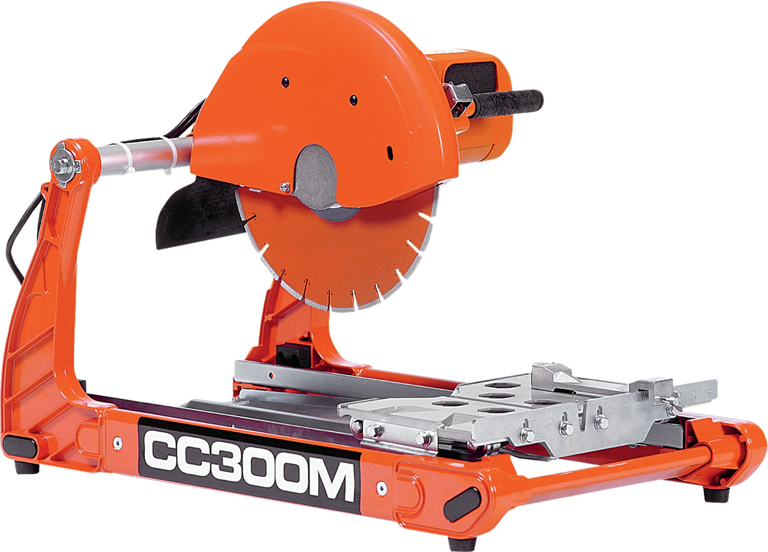 "CC300M, Electric Masonry Saw with 14"" Blade Guard"