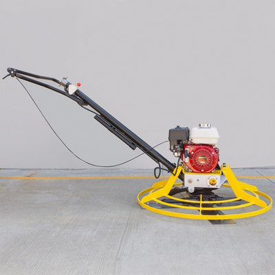 "HEAVY DUTY 36"" Honda GX160 Series Walk Behind Power Trowel Concrete Cement Surface Finish!!"