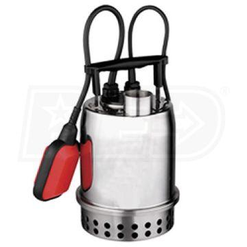 "Honda WSP33K1AA - 40 GPM (1-1/4"") Submersible Utility Pump w/ Float Switch"