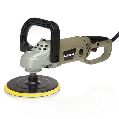 "Electric Polisher 7"" Variable 6 Speed Truck Waxer Car Detail Sander"