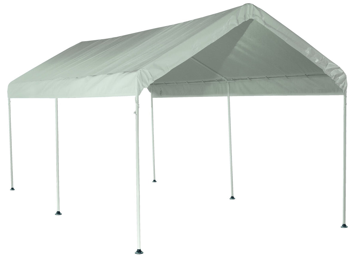 Carport Canopy Shelter Tent Car Auto Garage Truck Boat Gazebo Enclosure 9 x 16