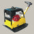 Honda GX390 Reversible Vibratory Plate Compactor 13hp Hydraulic Handle 8500LB Compaction Force