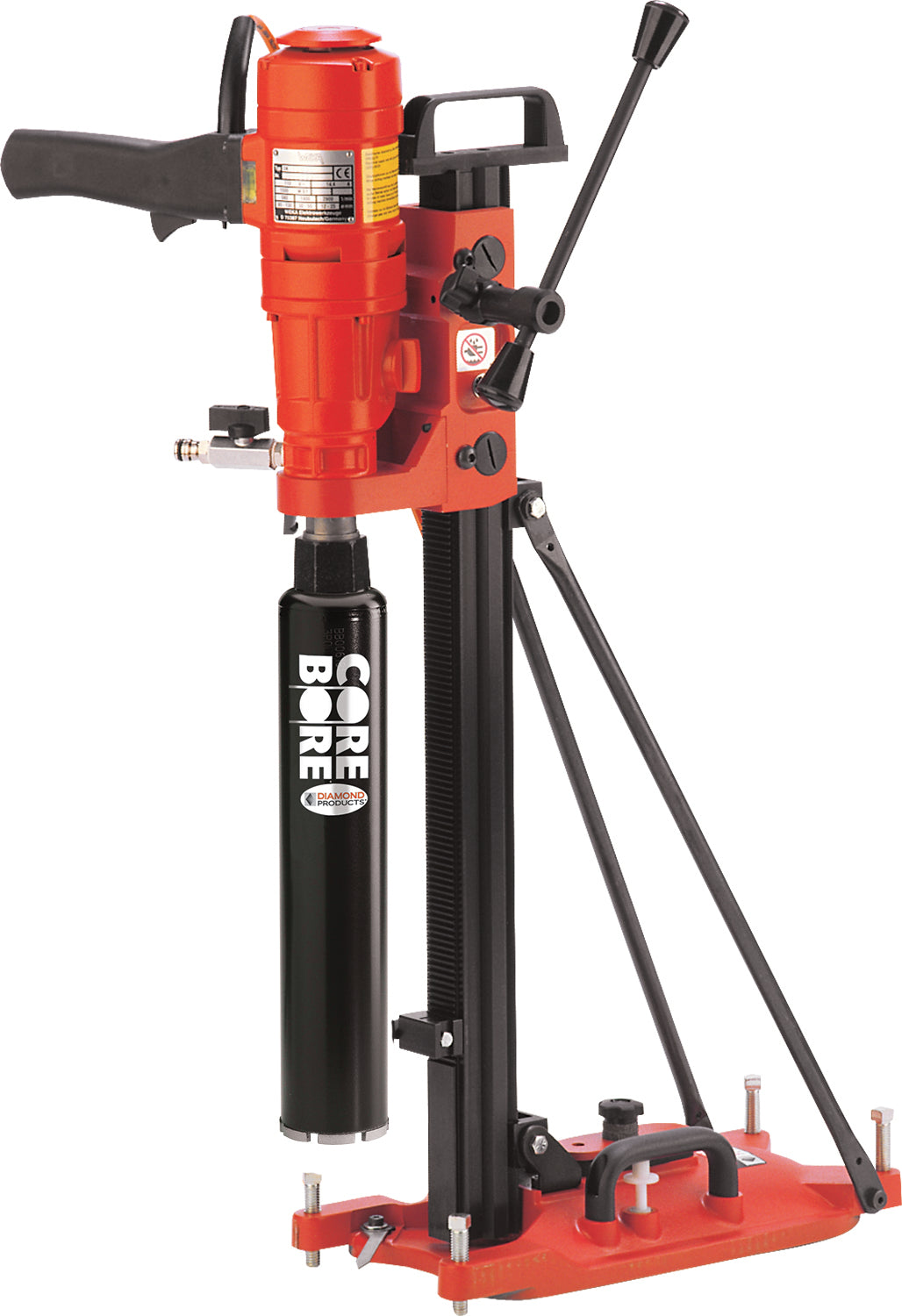 M-4 Combination Drill Rig Complete with DK12 Weka Core Drill Motor