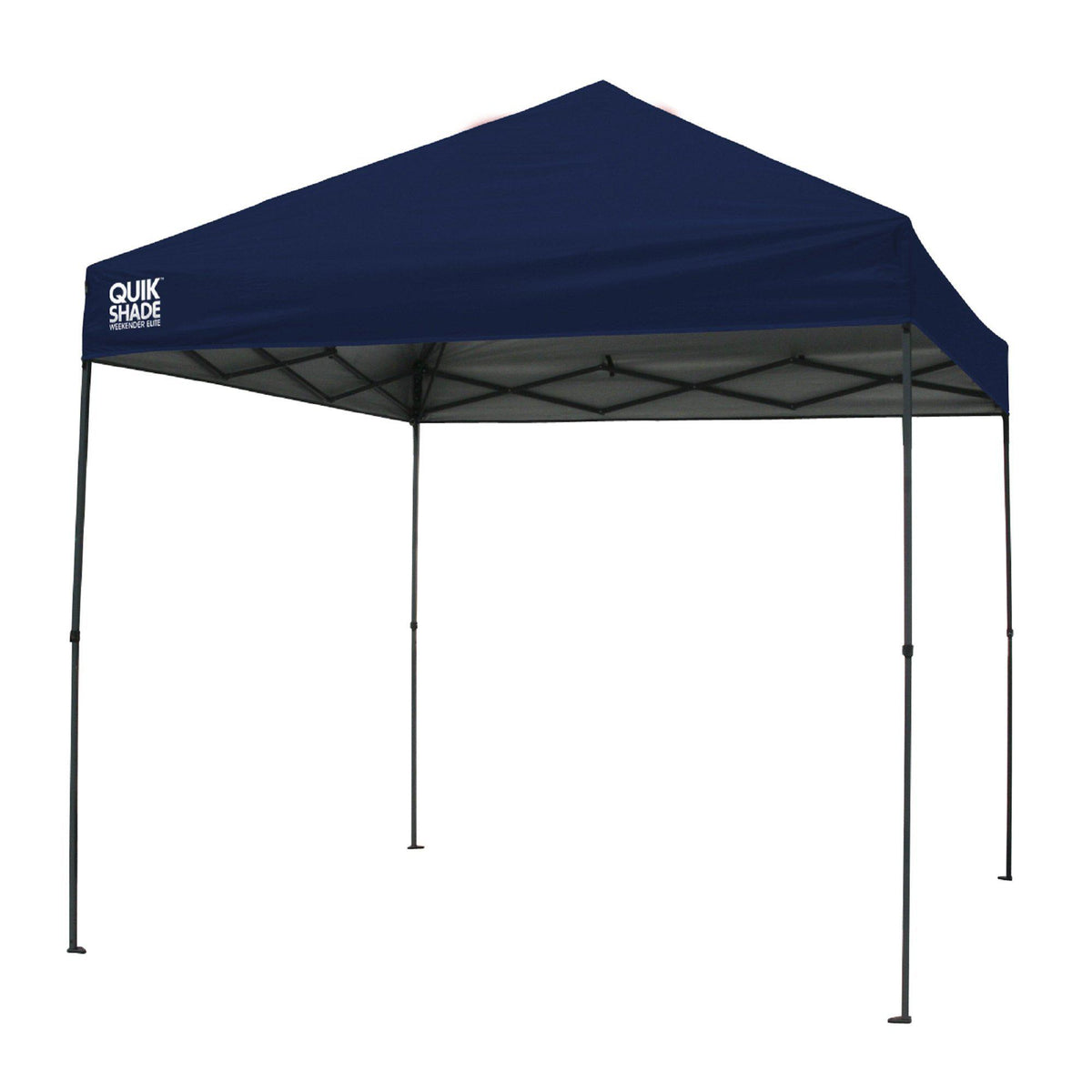 Quik Shade Weekender Elite WE100 10'x10' Instant Canopy - Navy Blue