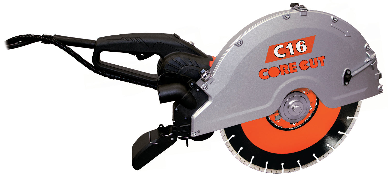 C16, Electric Hand Held Flush Cutting Saw