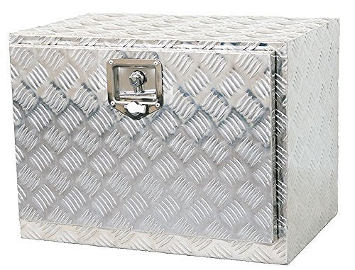"Aluminum Truck Underbody Tool Box RV ATV Trailer Storage (24"")"