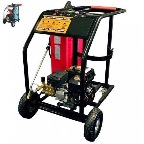 6.5 GAS HOT PRESSURE WASHER W/ LONCIN MOTOR