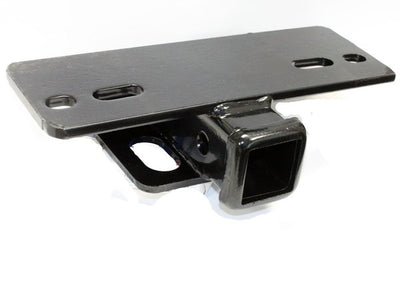 5000 lbs Capacity Step Bumper Receiver RV Truck Trailer Hitch SUVs 2 Inch