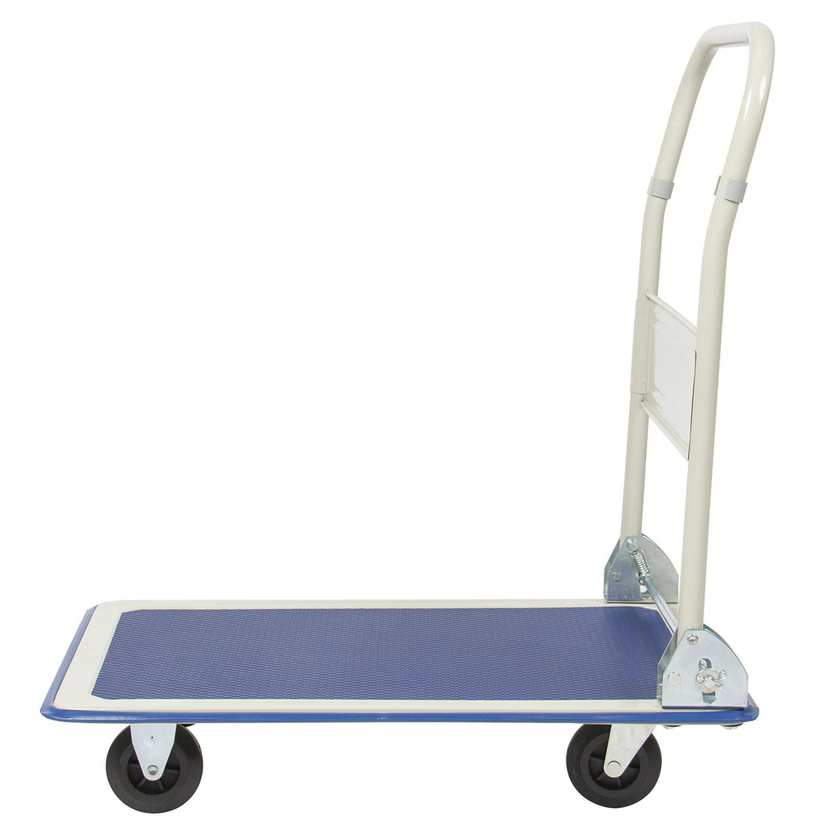330lbs Platform Cart Folding Dolly Foldable Warehouse Moving Push Hand Truck