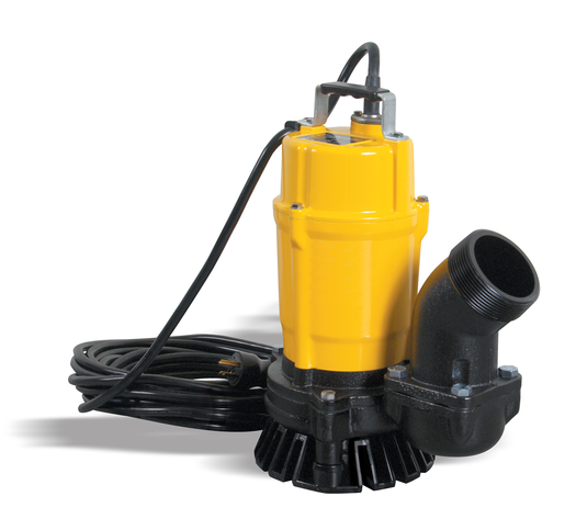 PST3 750 Sub. Pump, 110V/60hz, 1hp, 33' Cord, 10.0A