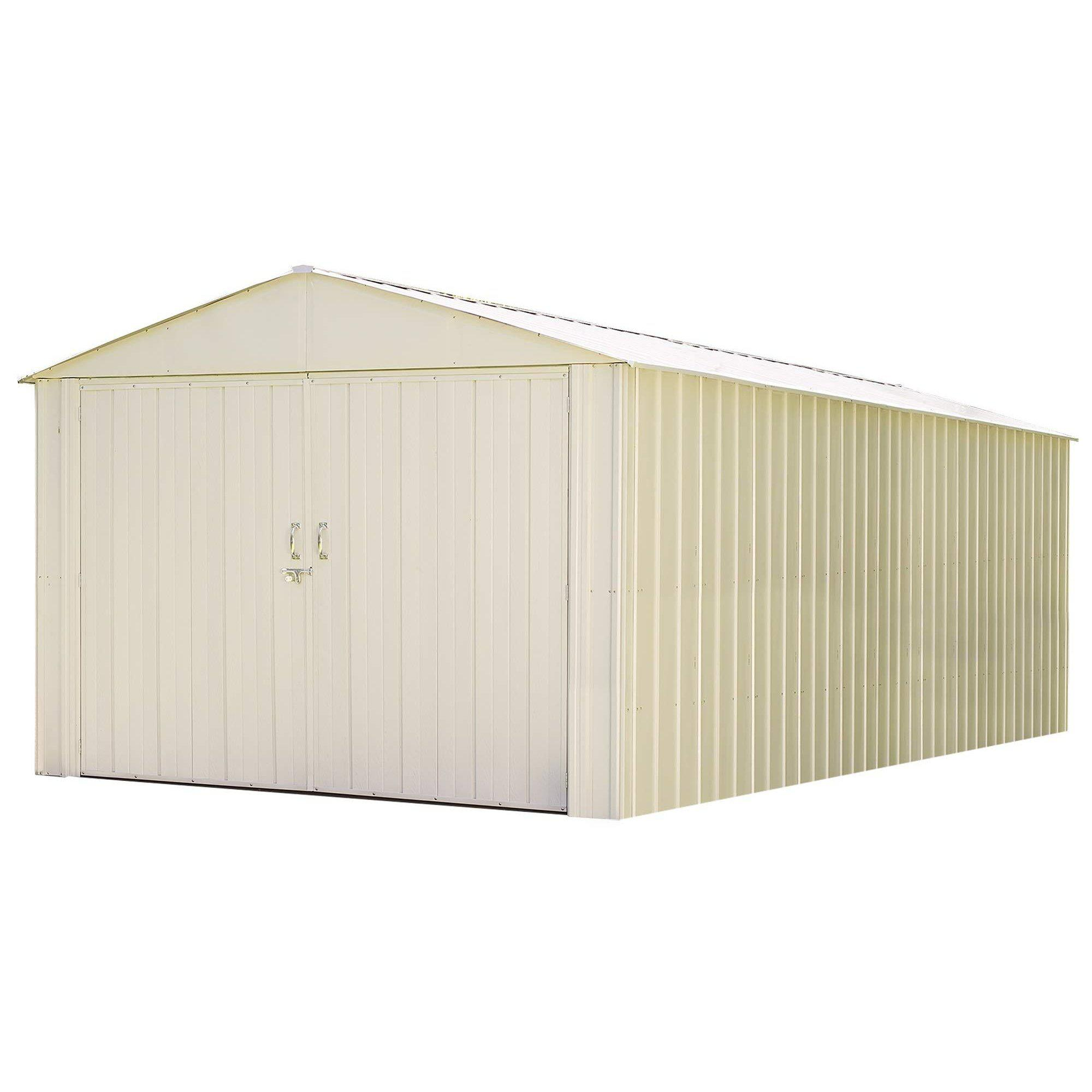 Arrow Storboss Mountaineer MHD Storage Shed, 10 by 20-Feet