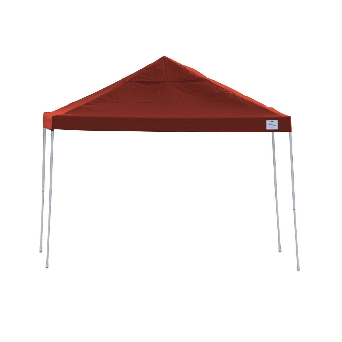 ShelterLogic Pro Series Straight Leg Pop-Up Canopy with Roller Bag, 12 x 12 ft.