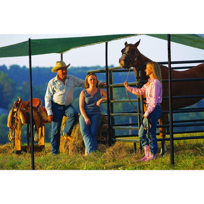 ShelterLogic Shade Sail, Evergreen, 6 x 50 ft.