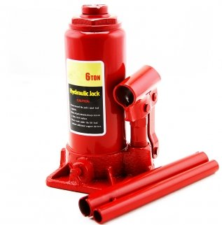 6 Ton Hydraulic Bottle Jack Car Repair Tools