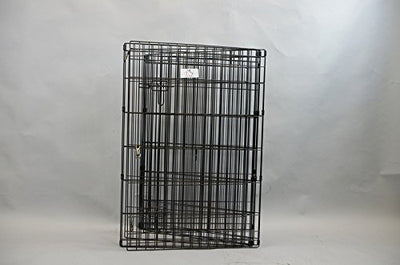 "24"" Tall Dog Playpen Crate Fence Pet Play Pen Exercise Cage -8 Panel x 24"""