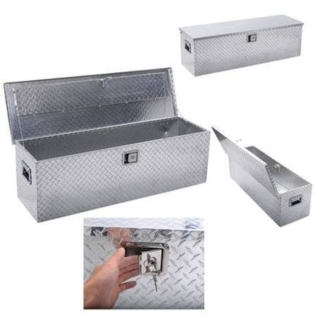 "48"" Aluminum Truck, Trailer RV ATV Storage, Underbody Tool Box"